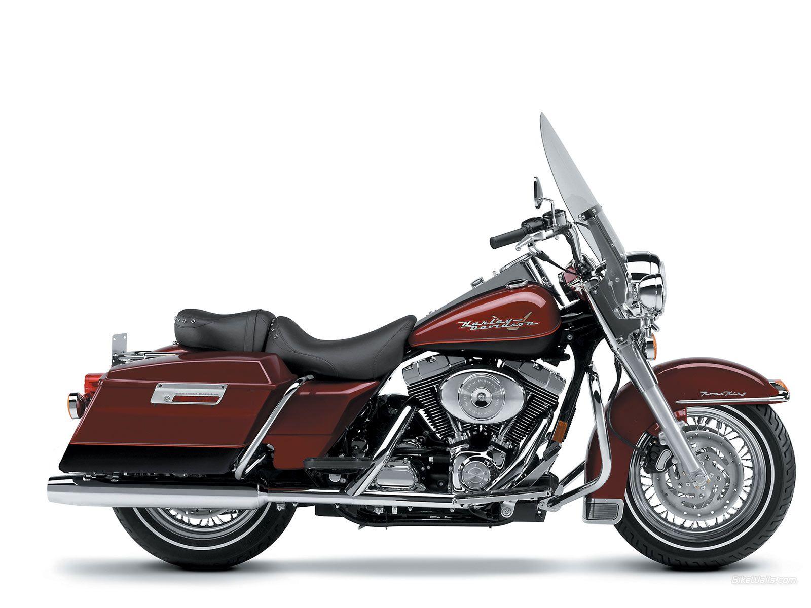 Harley Davidson Flhr Road King 2002 Road King Classic Harley Davidson Pictures Harley Davidson [ 1200 x 1600 Pixel ]