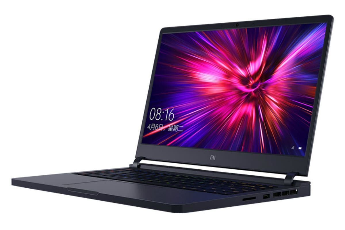 Xiaomi Launches New Mi Gaming Laptop With 144Hz Display | Gaming laptops,  Xiaomi, Laptop