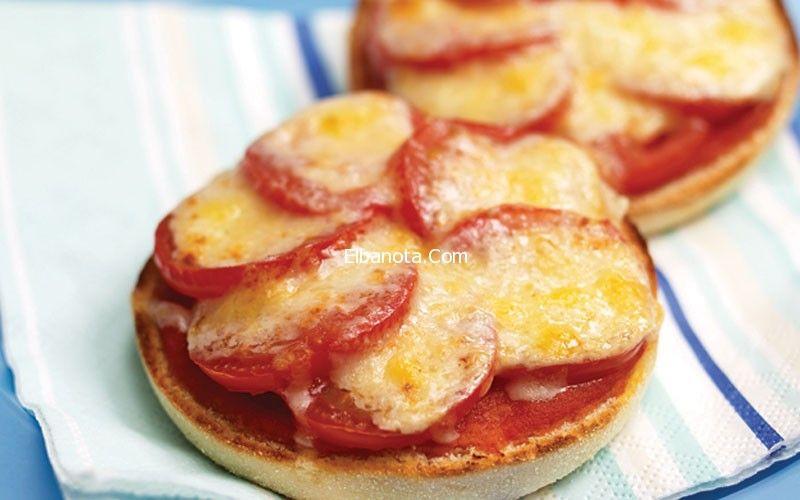 بيتزا المافن وصفة بيتزا المافن سهلة وسريعة ولذيذة Recipes Pizza Muffins Recipe Homemade Recipes