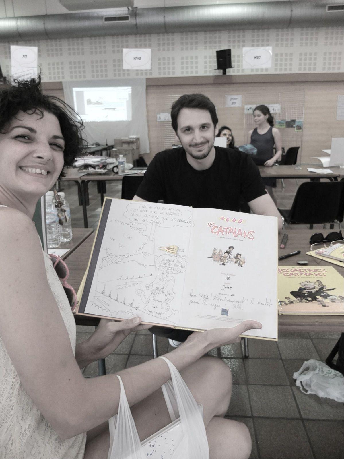 L'univers occitan et catalan dans le monde de la BD Avec