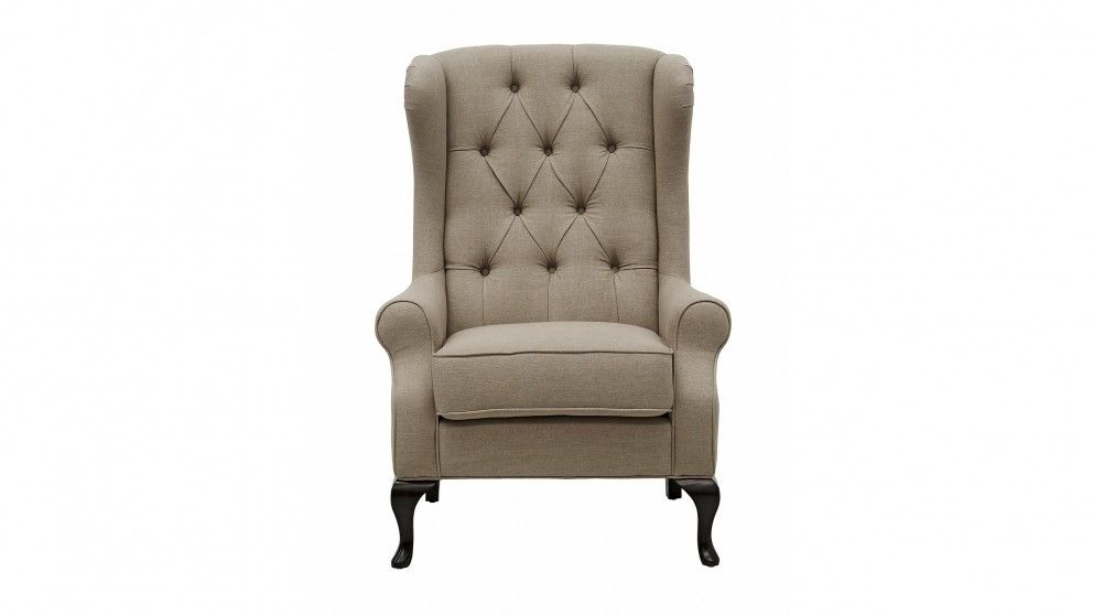 Royale 2 Piece Fabric Lounge Suite - Lounges - Living Room ...