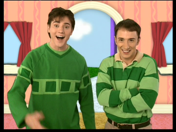 Pin by Nick on Blue's Clues (With images) Blues clues