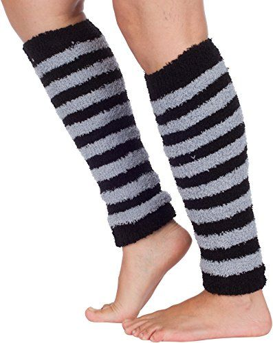 Luxury Cashmere Feel Tagless Knee-High Stretch Leg Warmers ( 10+ Colors )