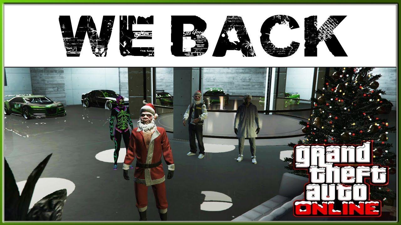 GTA 5 Online We Back Making Money Modded Jobs Crazy Stunts