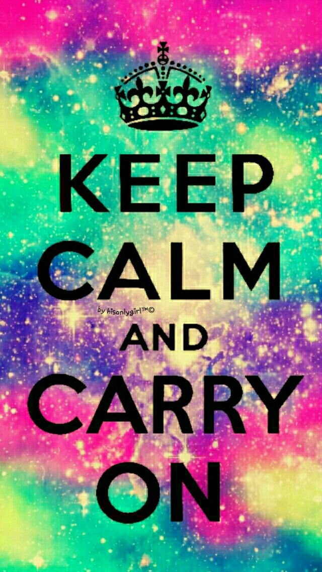 Vintage Keep Calm Carry On Galaxy Wallpaper I Created For The App Cocoppa Cute Galaxy Wallpaper Galaxy Wallpaper Cute Wallpapers Quotes