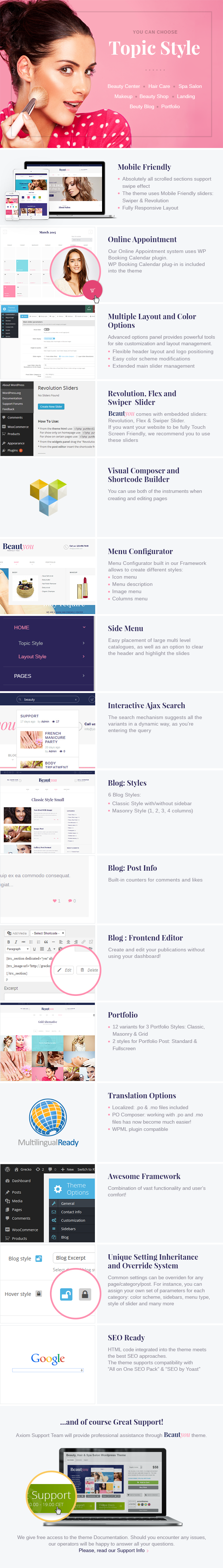 WordPress - Beauty, Hair & Spa Salon Wordpress Theme | ThemeForest
