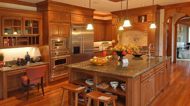 diseños de cocinas grandes - Buscar con Google | casa | Pinterest ...