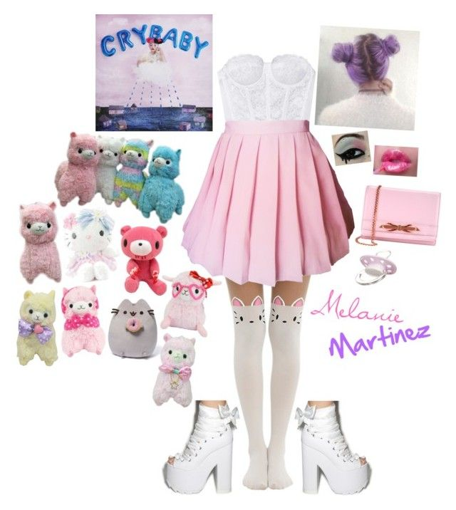 Designer Clothes Shoes Bags For Women Ssense Melanie Martinez Outfits Pretty Quinceanera Dresses Melanie Martinez Style