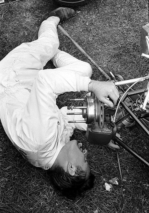 f1 Bruce McLaren