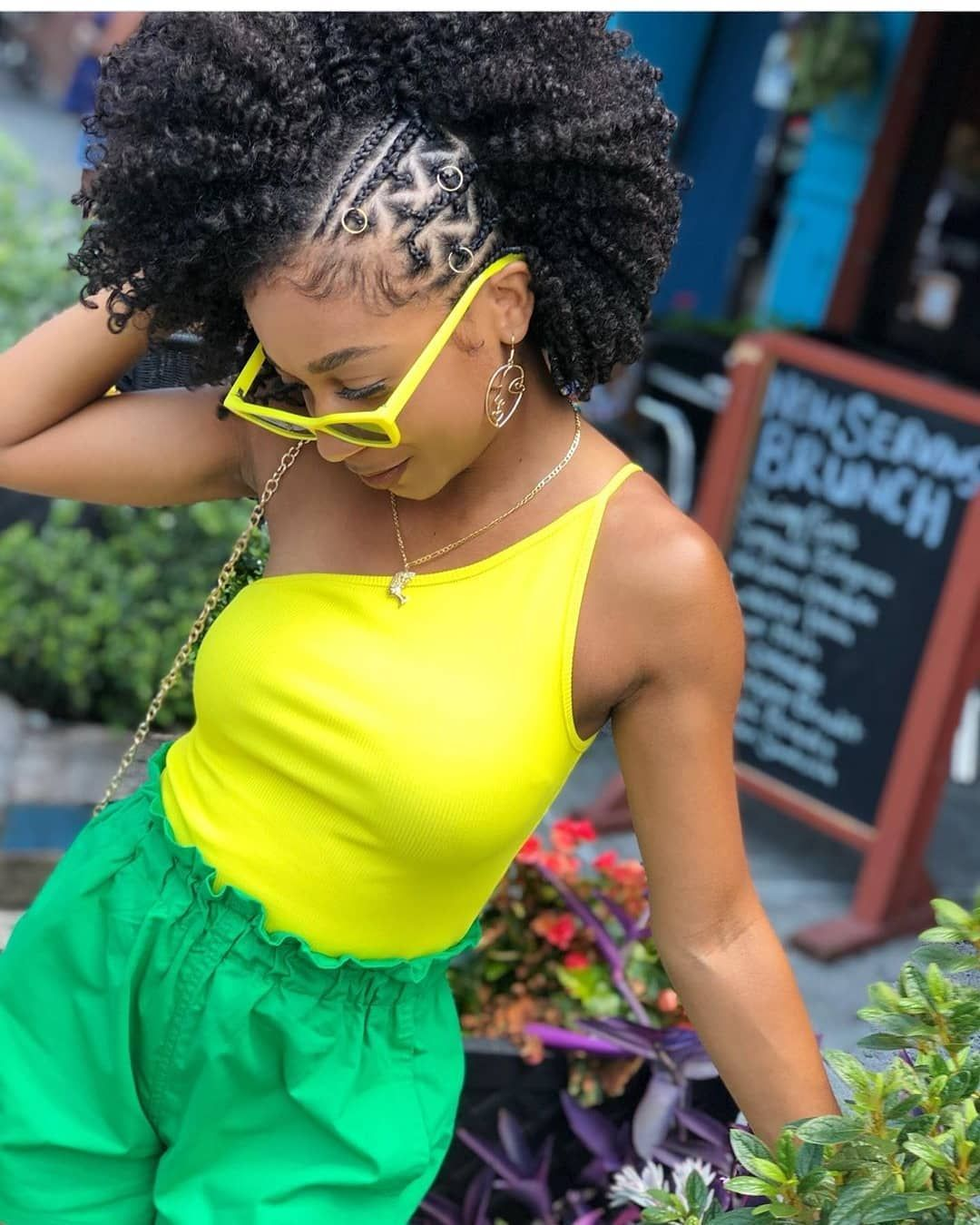 Curly Craze Crazy Hairstyles For African Americans Hair Styles American Hairstyles Natural Hair Styles