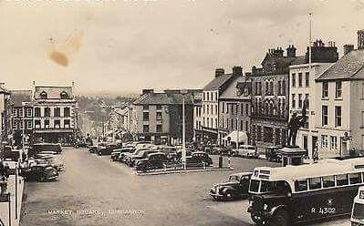 Market Square Dungannon Northern Ireland Tyrone Ireland