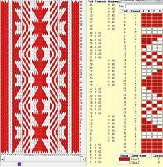 40 tarjetas, 2 colores, 8F-8B // sed_151༺❁