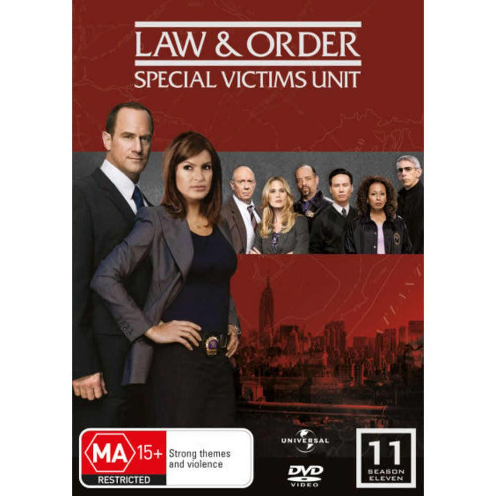 law and order svu season 11 dvd | buy law and order: special victims