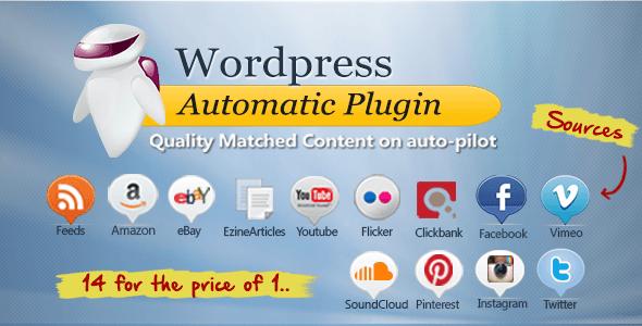 Download  WordPress Automatic v3.19.0 Plugin