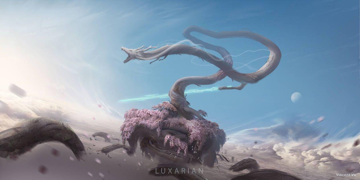 Divine By Luxarian On Deviantart Dark Souls Samurai Art Game Art
