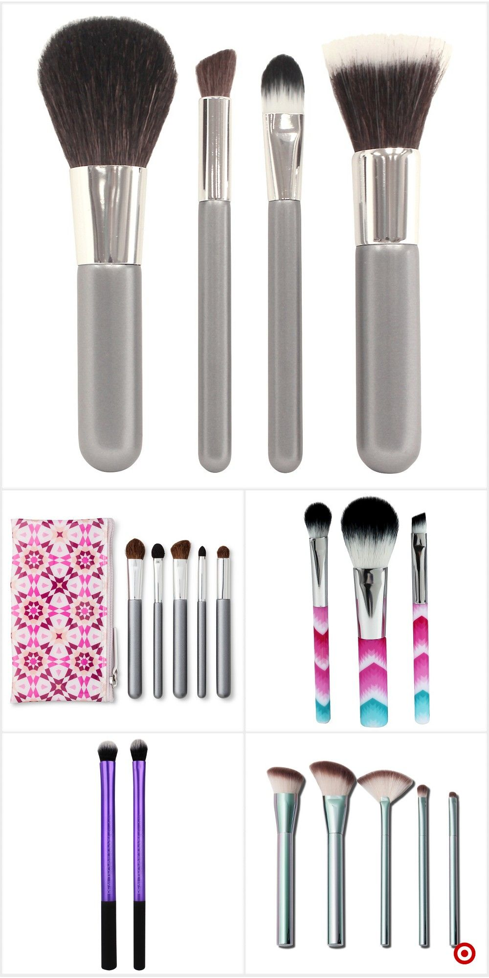 Shop Target For Makeup Brushes And Sets You Will Love At Great Low Prices Free Shipping On Orders Makeup Brushes Affordable Makeup Brushes Makeup Brush Basics