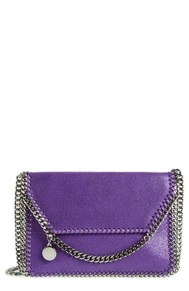 1d316ebd7dc Stella McCartney  Mini Falabella  Shaggy Deer Crossbody Bag available at   Nordstrom