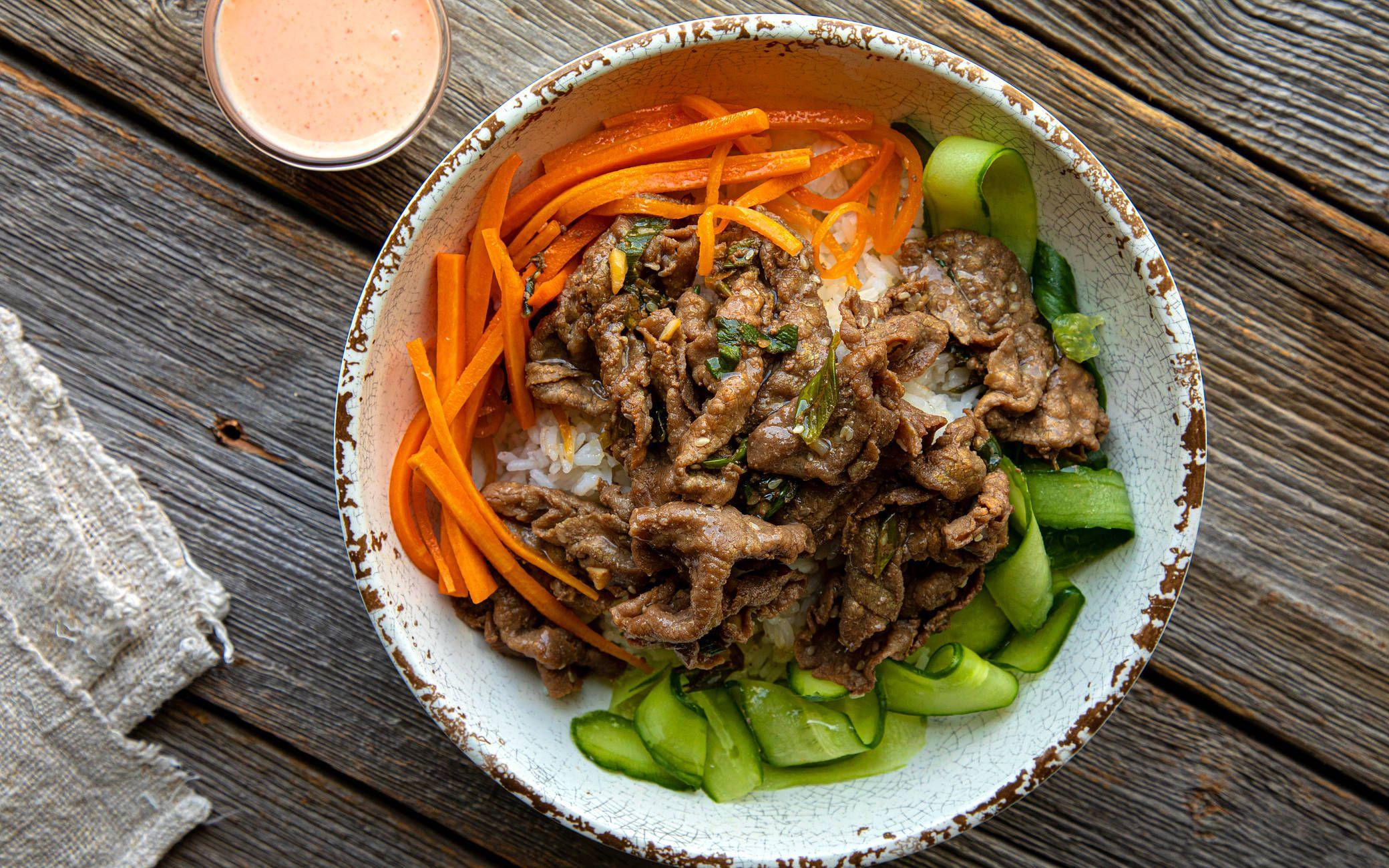 Beef Bulgogi | Recipe | Bulgogi beef, Bulgogi, Beef