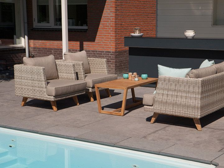 arosa lounge gartensessel garten gartenm bel gartensofa gartenlounge loungegruppe. Black Bedroom Furniture Sets. Home Design Ideas