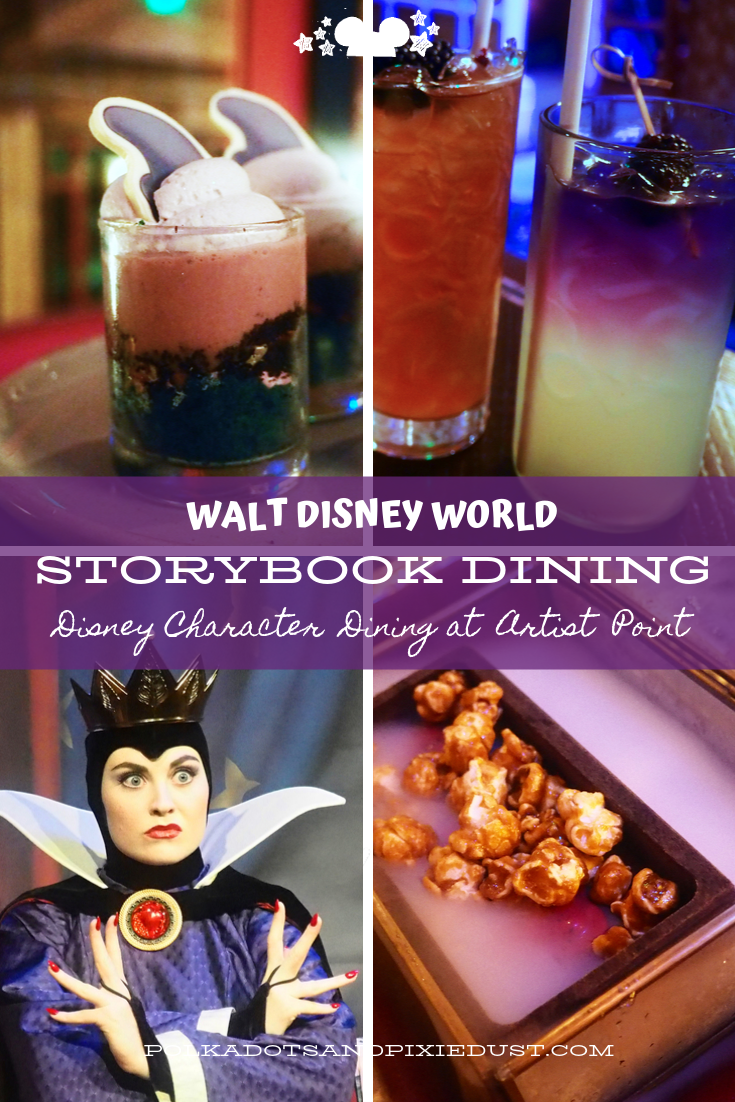 StoryBook Dining at Artist Point A Restaurant Review
