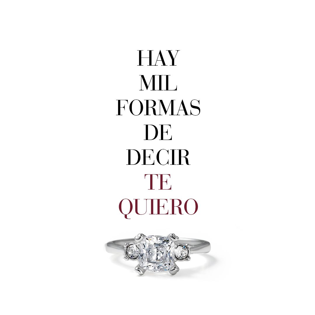 Dilo Con Yanbal Engagement Rings Engagement Jewelry