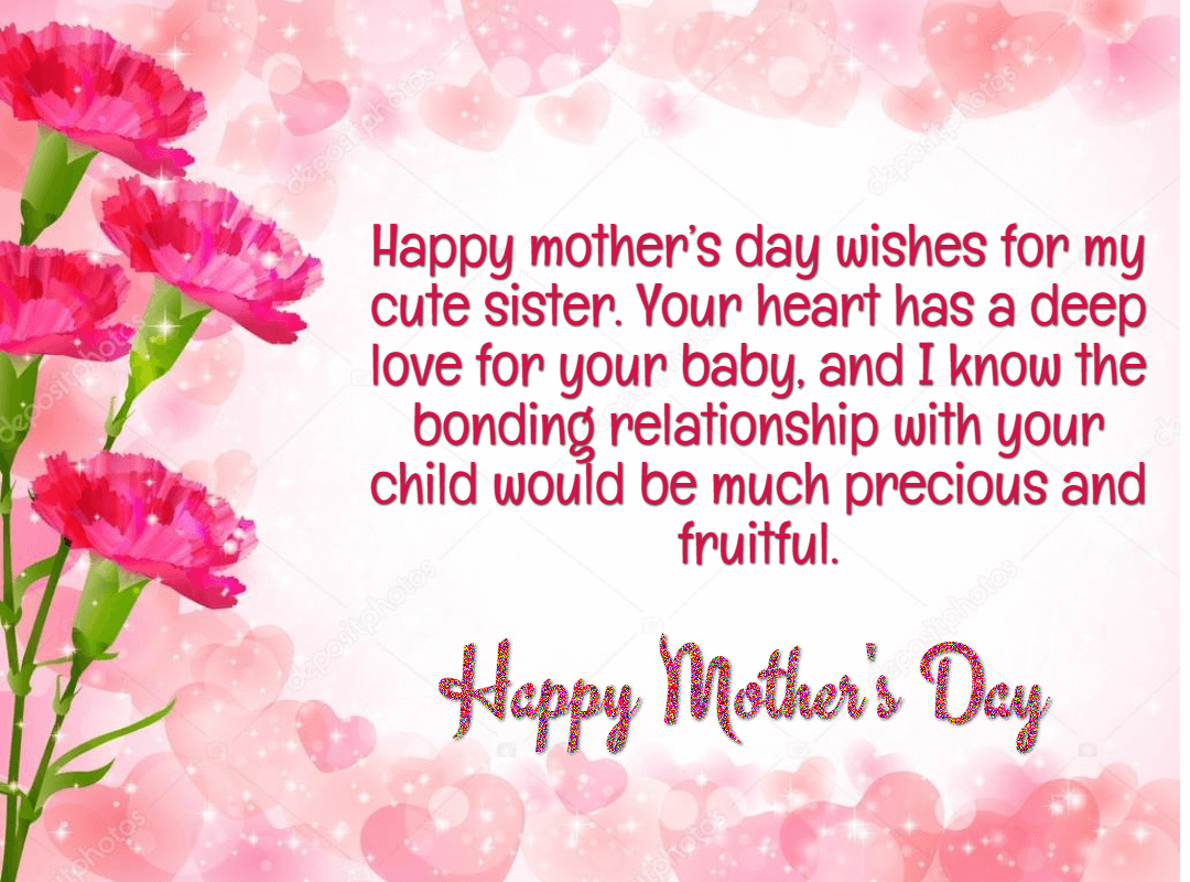 Proud Big Sister Quotes Happy Mother Day Quotes Mother Day Message Happy Mothers Day Wishes