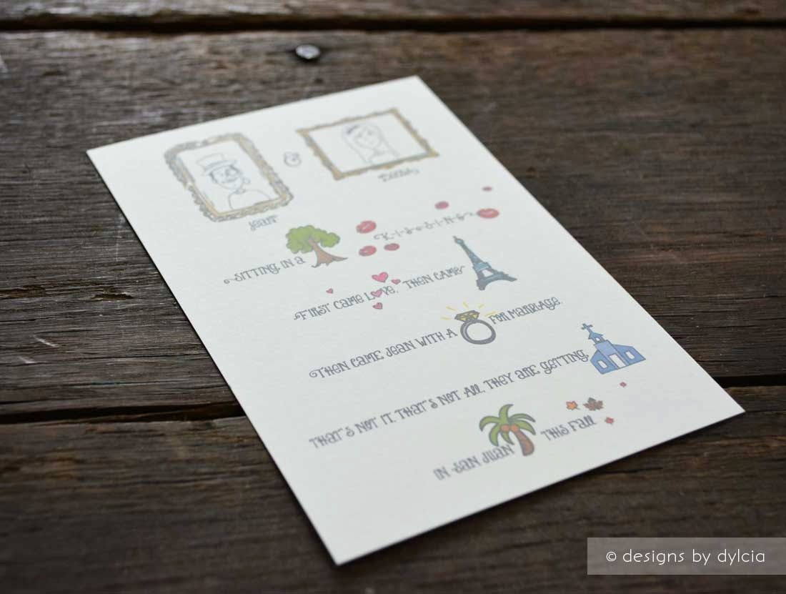 designs by dylcia a save the date poem savethedate save date – Save the Date Poems for Weddings