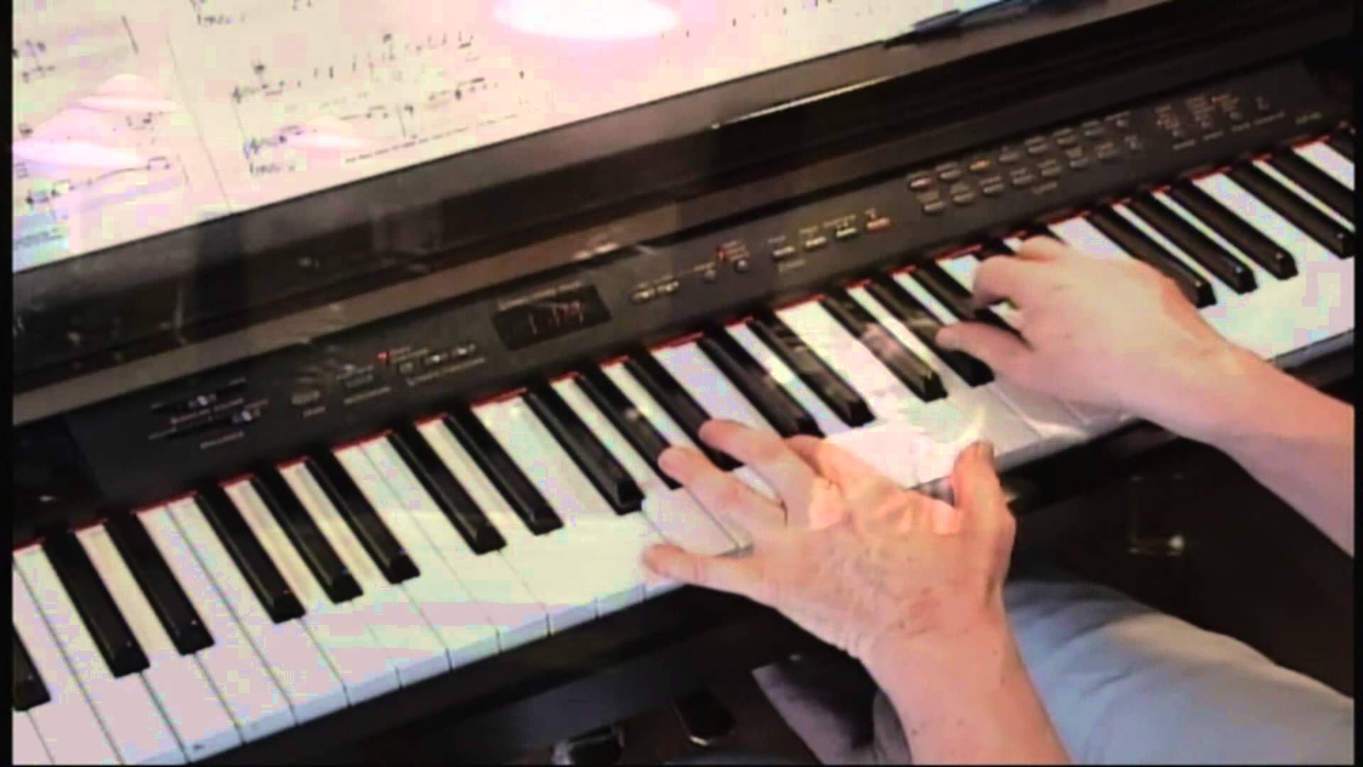 One More Night by Phil Collins - Piano | One more night ...