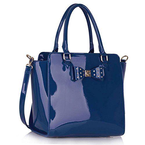 Womens Designer Bags Ladies Fashion Handbags Bow Faux Leather Celebrity Style - http://handbags.kindle-free-books.com/womens-designer-bags-ladies-fashion-handbags-bow-faux-leather-celebrity-style/