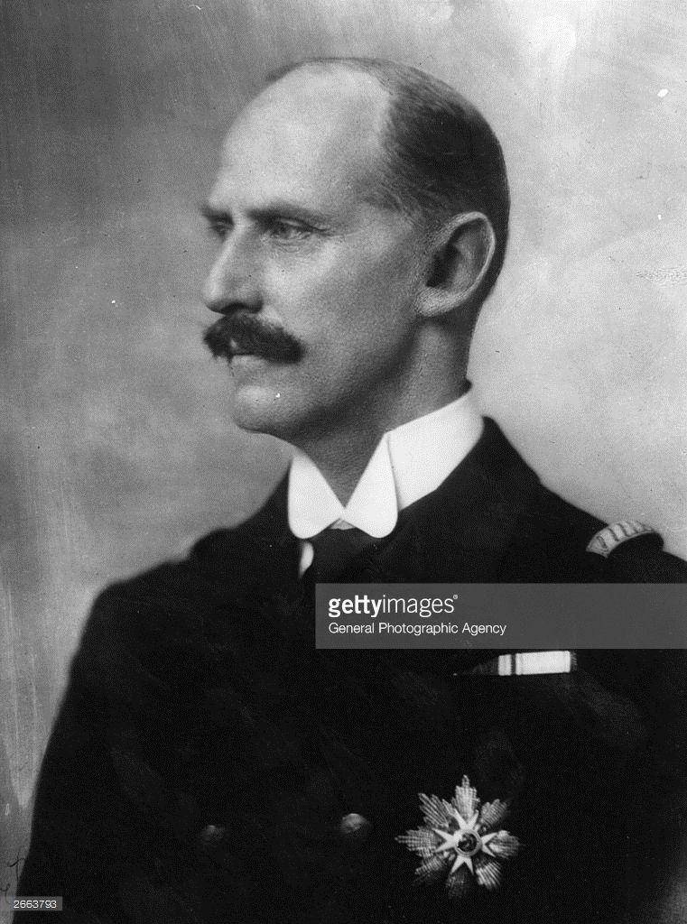 King Of Norway Haakon VII 1872