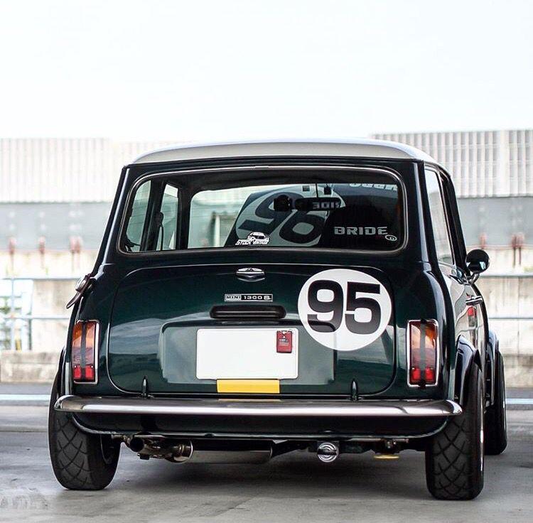 Mini British Racing Green Minis Mini Cooper Classic Mini