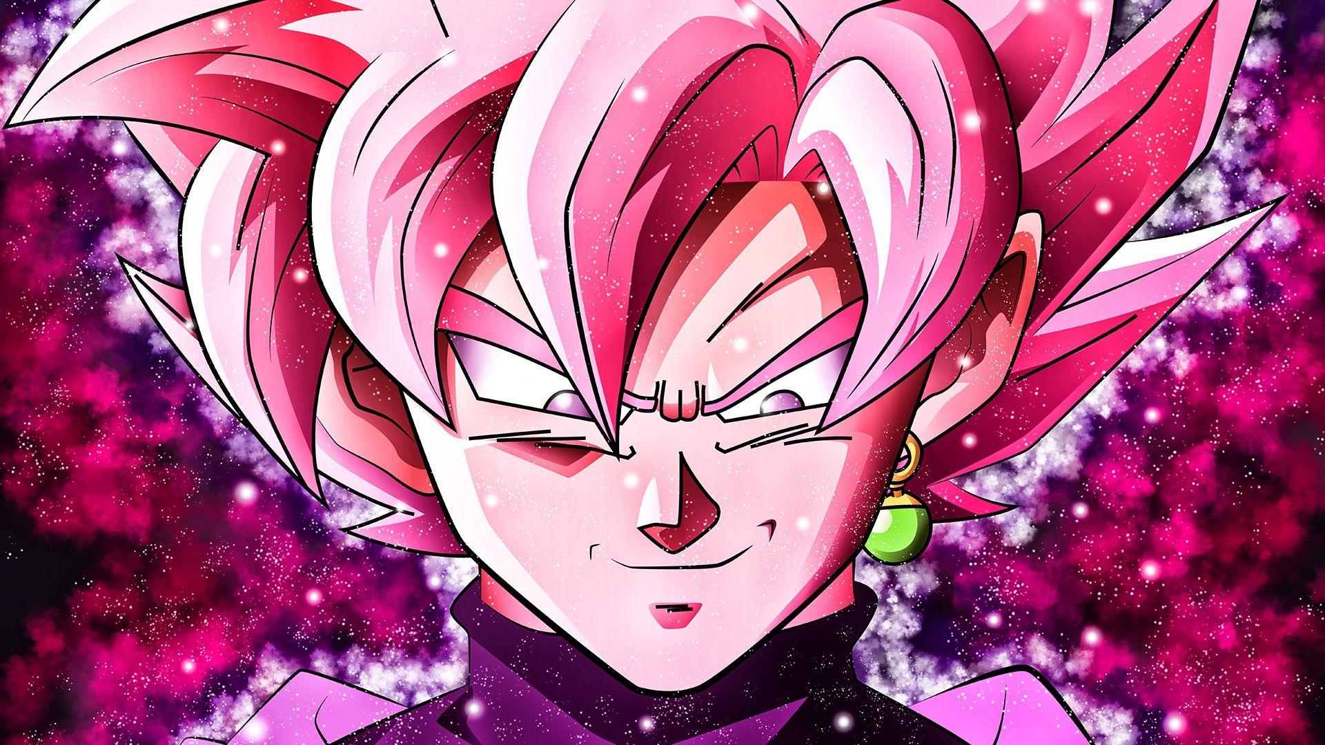 Goku Black Super Saiyan Rose Dbs Goku Wallpaper Goku Black Super Saiyan Super Saiyan Rose