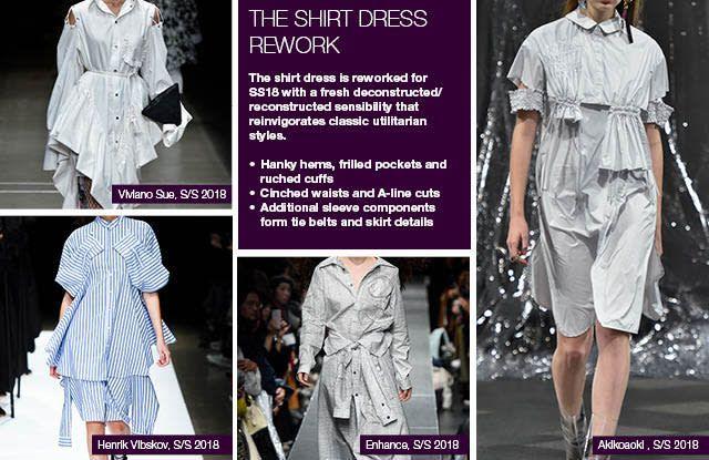 #Trendstop SS18 Tokyo Fashion Week trends on # ...