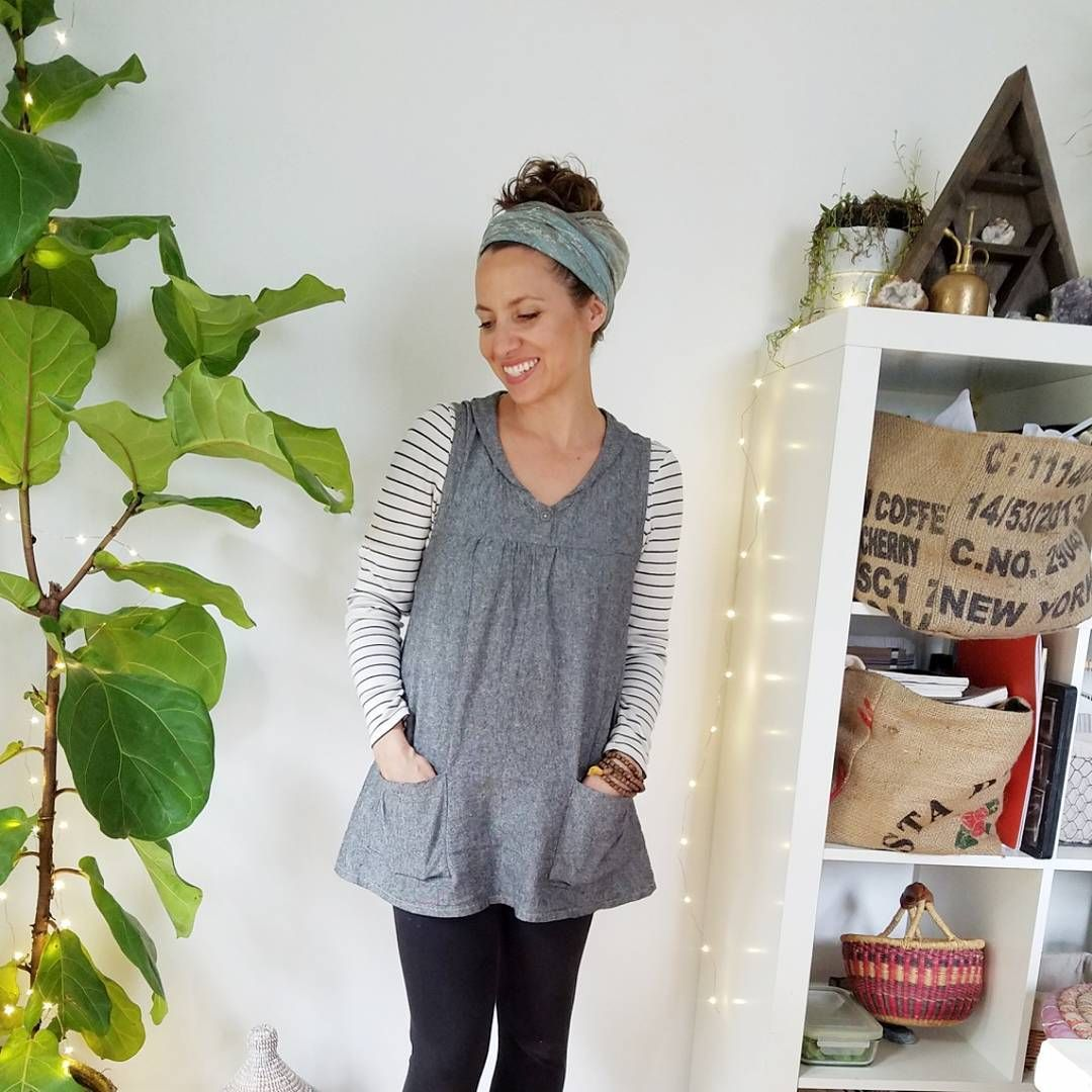 Westwater tunic - sew liberated | Cute clothes to make | Pinterest ...