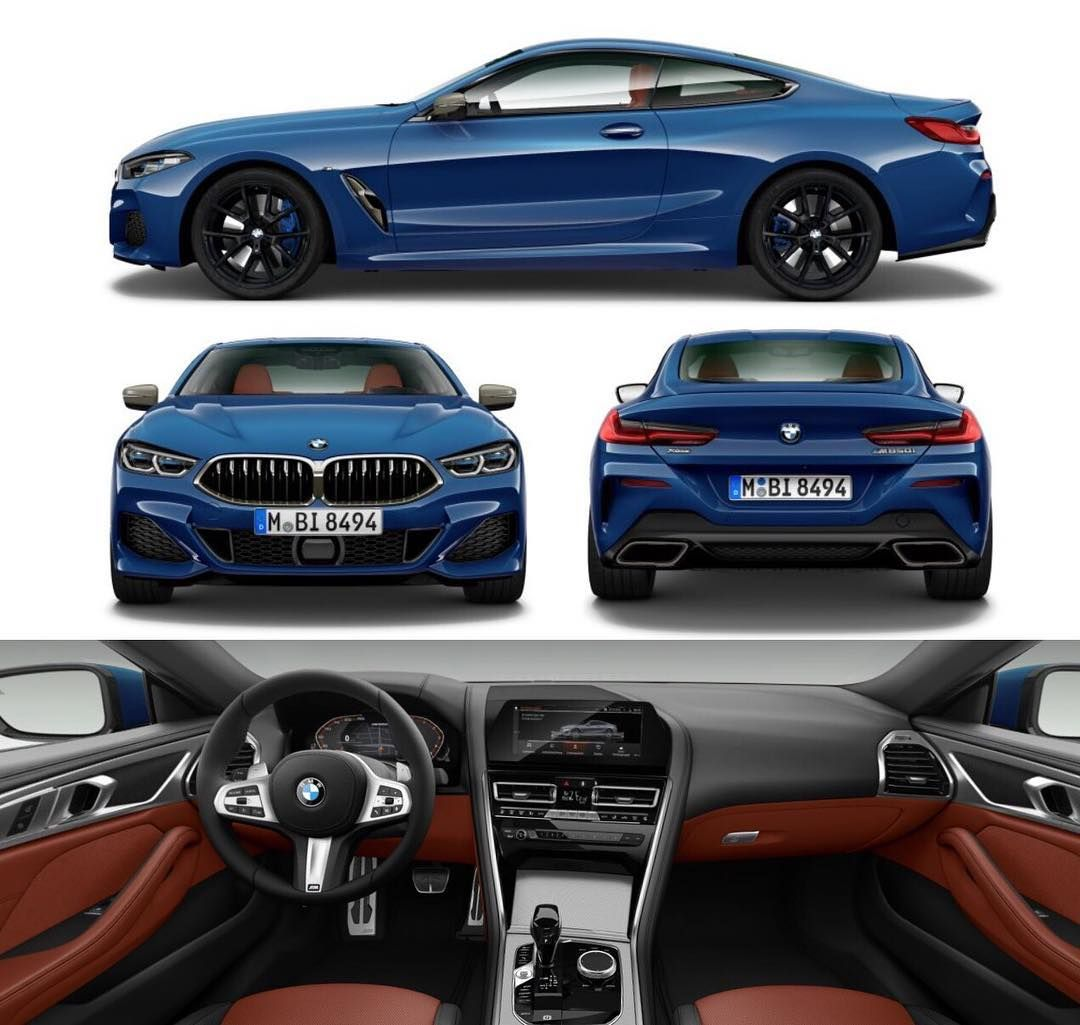 2019 Bmw M850i Xdrive Bmw 8er 8series 850i 8seriescoupe German