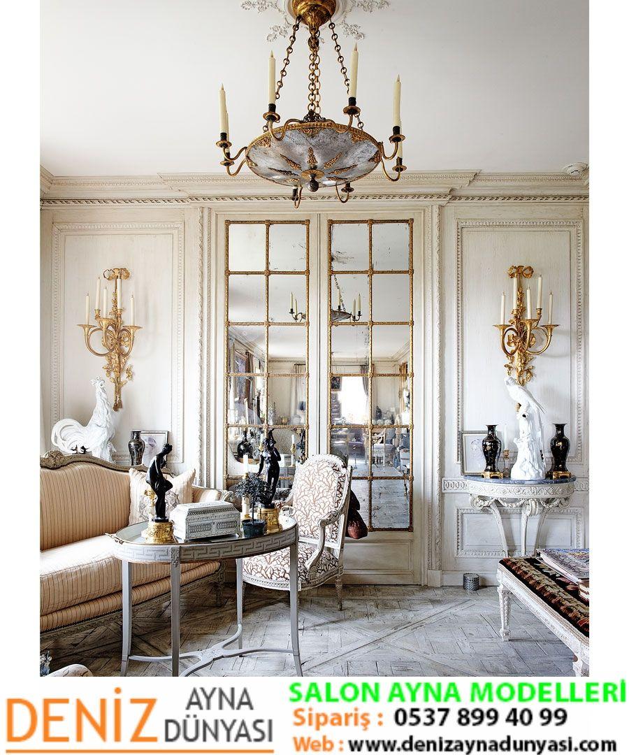 Neutrale Farben, Ich Lebe, Leben, Wohnzimmer Spiegel, Französisch Wohnzimmer,  Formalen Wohnzimmer, Wohnräume, Ferienhaus Innenräume, Französisch  Interieurs