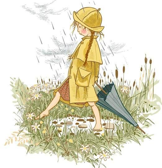 819ea2ca2d5526 Hollie Hobbie | Spring | Holly hobbie, Bambino illustrazione e Sarah key