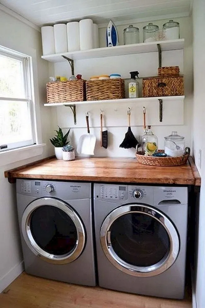 13 Laundry Room Ideas I Found For Inspiration 2 In 2020 With