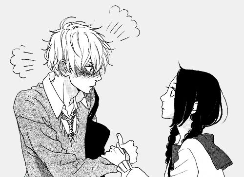 Hirunaka No Ryuu Sei A Romance Comedy And Shoujo Cute Anime Coupes Anime Cute Couple Drawings
