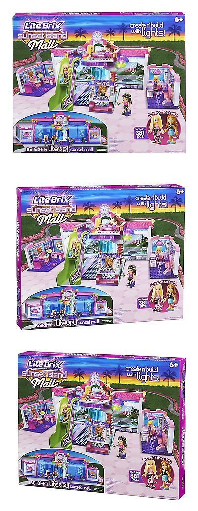 Other Building Toys 19015: Cra-Z-Art Lite Brix Mall -> BUY IT NOW ...