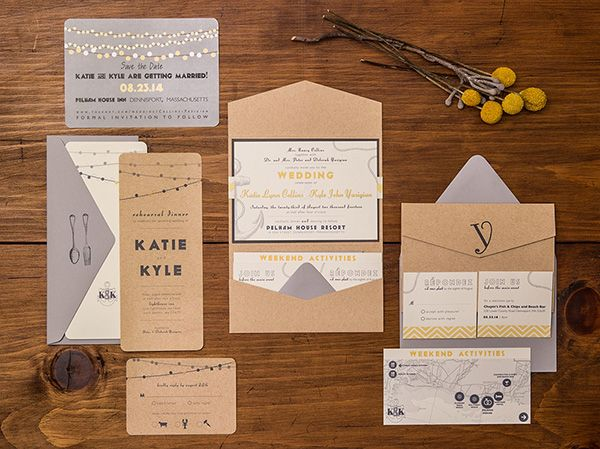 1st Place 2014 Diy Category Megan Carriere Cards Pockets Design Idea Blog Wedding Invitation Design Inspiration Wedding Invitations Diy Wedding Invitation Design