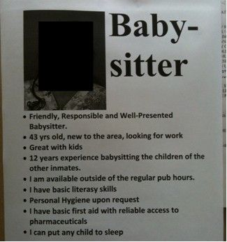 looking for babysitting jobs