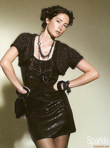Болеро Sparkle из Rowan studio 17 - Елена Антонова - Веб-альбомы Picasa