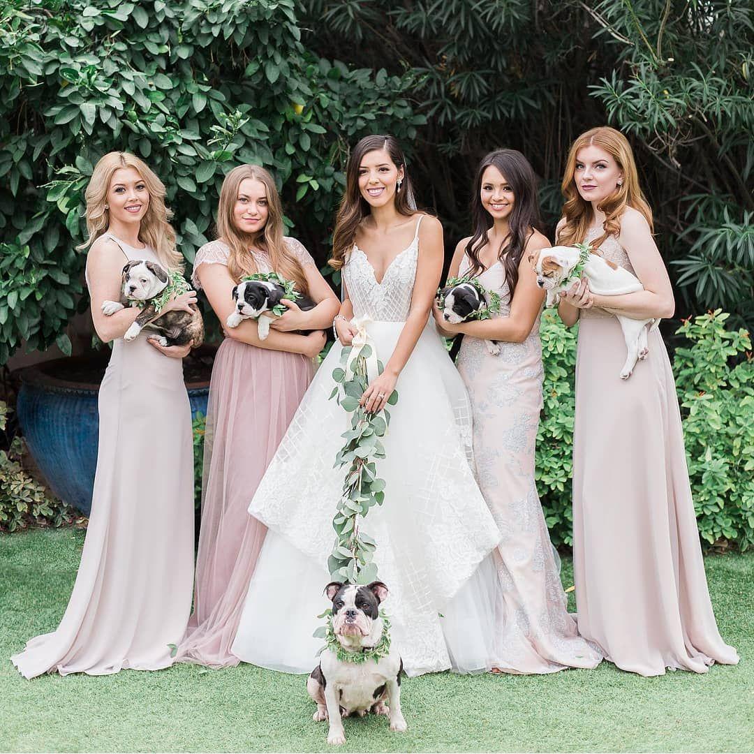 Earth Tone Bridesmaid Dresses For Every Wedding Season