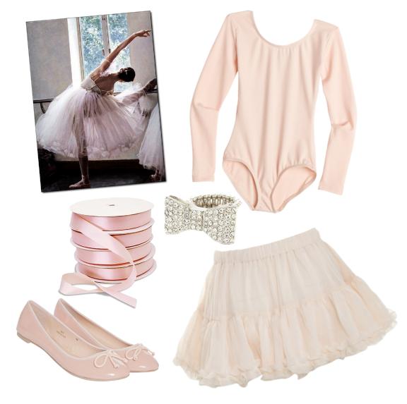 tuesday ten halloween costume ideas - Ballet Halloween Costume