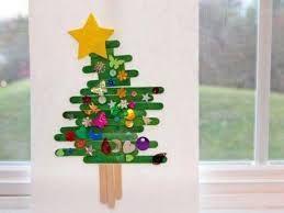 Lavoretti Di Natale Con I Bastoncini Del Gelato.Risultati Immagini Per Lavoretti Di Natale Con Stecche Di