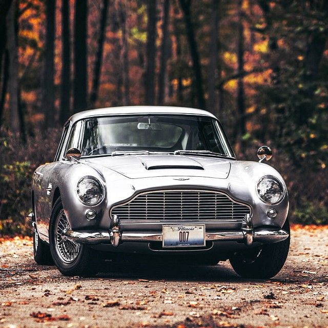 Aston Martin Db5, Autos, Oldtimer