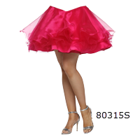 Q By DaVinci Mix and Match Bottoms | Texas Divas Boutique, Quinceanera, Bridal, Prom and Pageant Wear