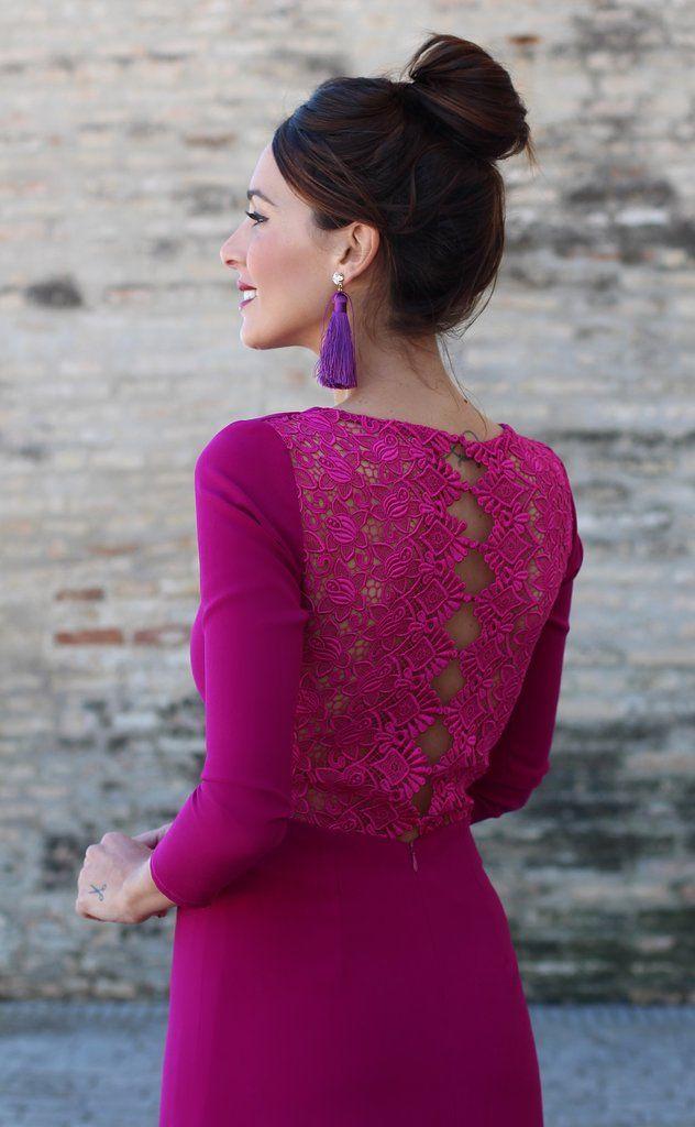 VESTIDO DIANA | vestidos | Pinterest | Rocio osorno, Limpieza en ...