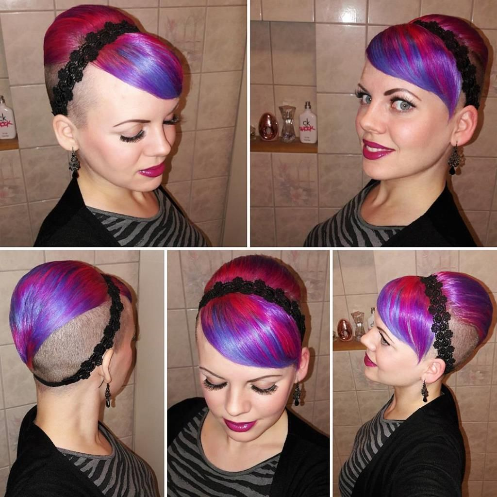 Pin by crescent city webs on multicolor hair pinterest